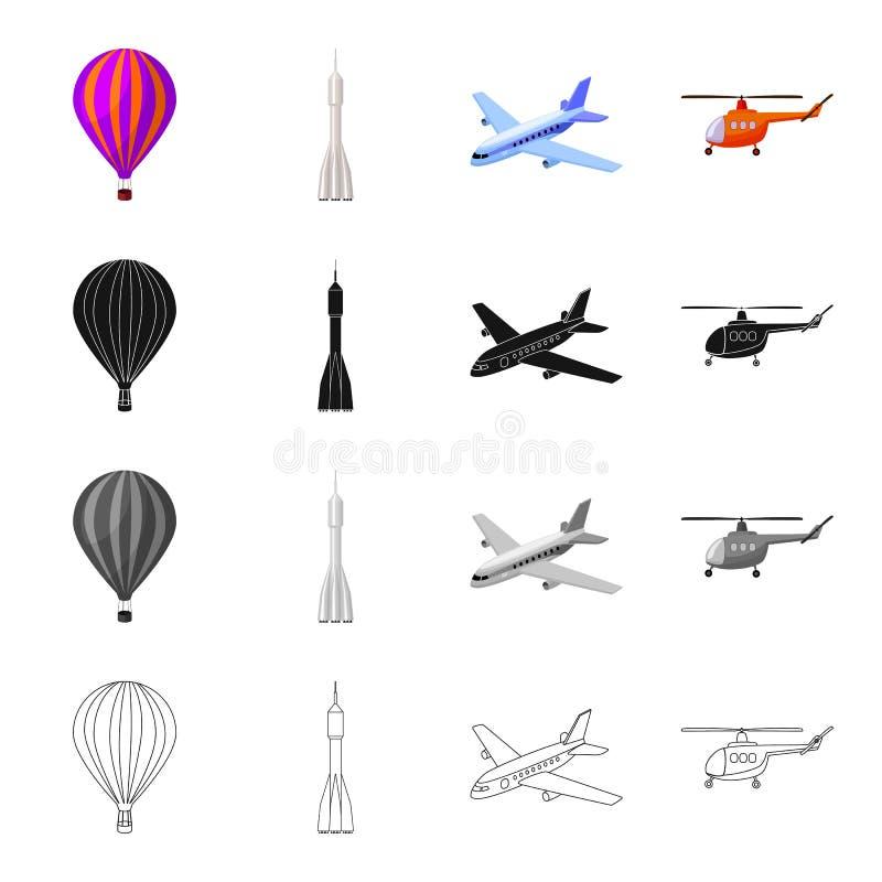 Nauka, technologia, postęp i inna sieci ikona w kreskówce, projektujemy Transport, ludzie, rozrywka, nauk ikony wewnątrz ilustracja wektor