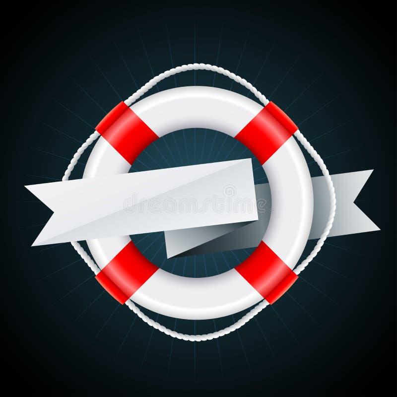 Download Nautical Emblem stock vector. Illustration of banner - 28907478