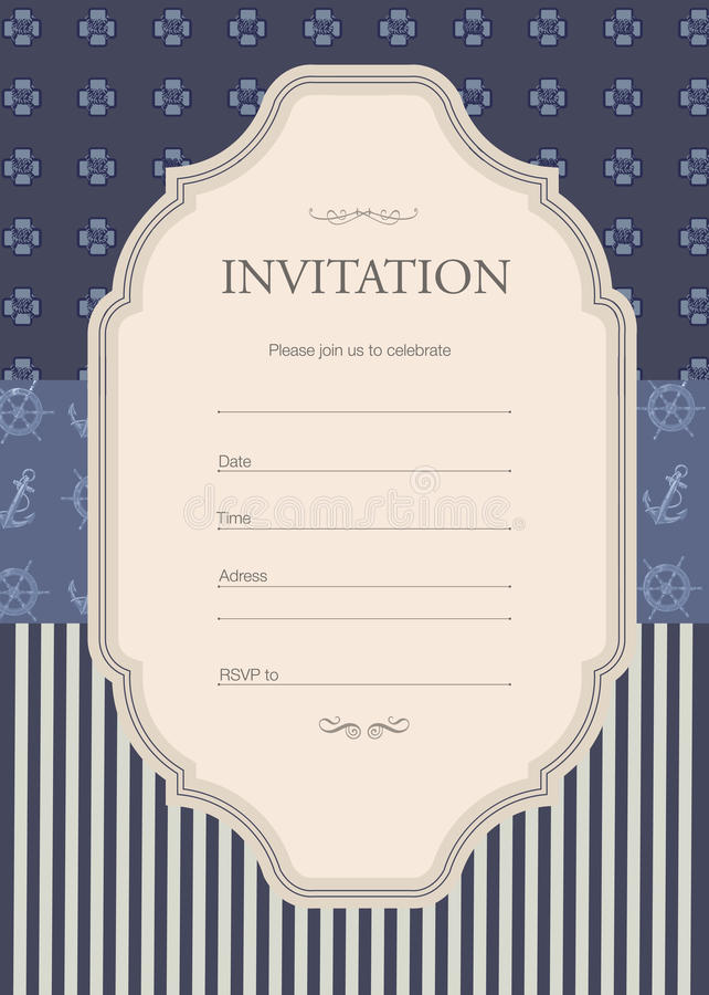 Nautical invitation vector stock vector illustration of pirate download nautical invitation vector stock vector illustration of pirate 42114707 stopboris Gallery