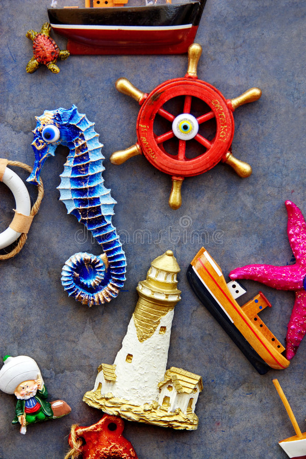 Free Nautical Objects Royalty Free Stock Photos - 8912958