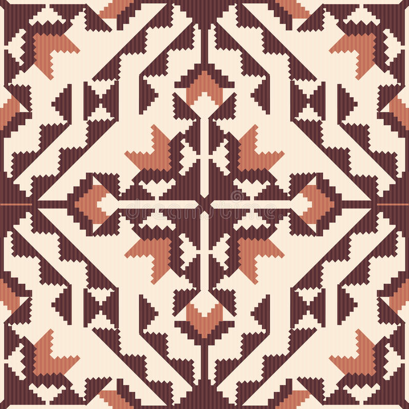 Free Navajo Design Stock Image - 56016241