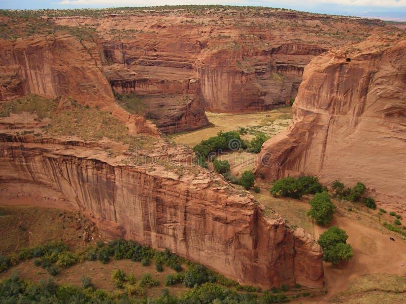 Navajo-Festung stockbild