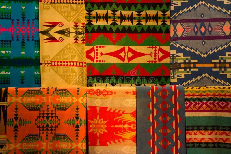 Dywaniki Navajo