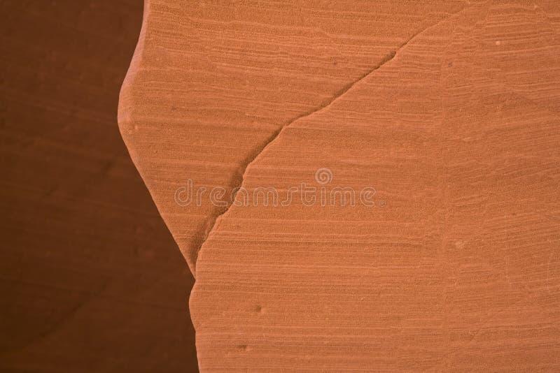 Navajo Sandstone Royalty Free Stock Photography