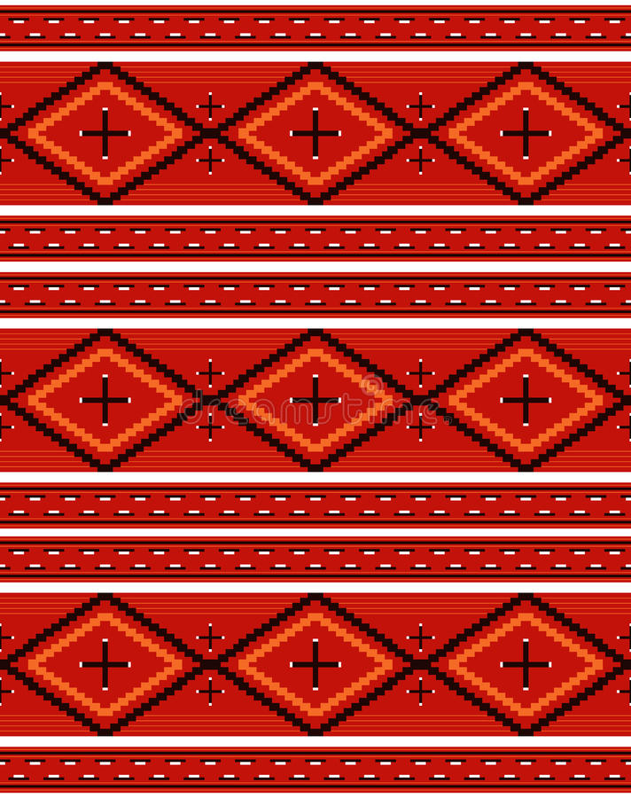 Download Navajo Textile Pattern Stock Photo - Image: 27122450