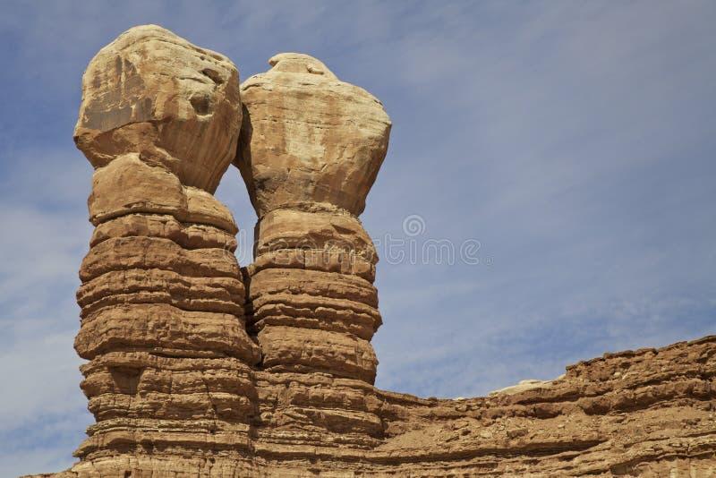 Navajo Twins Stock Image