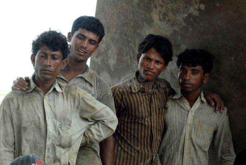Nave adaptación Bangladesh foto de archivo