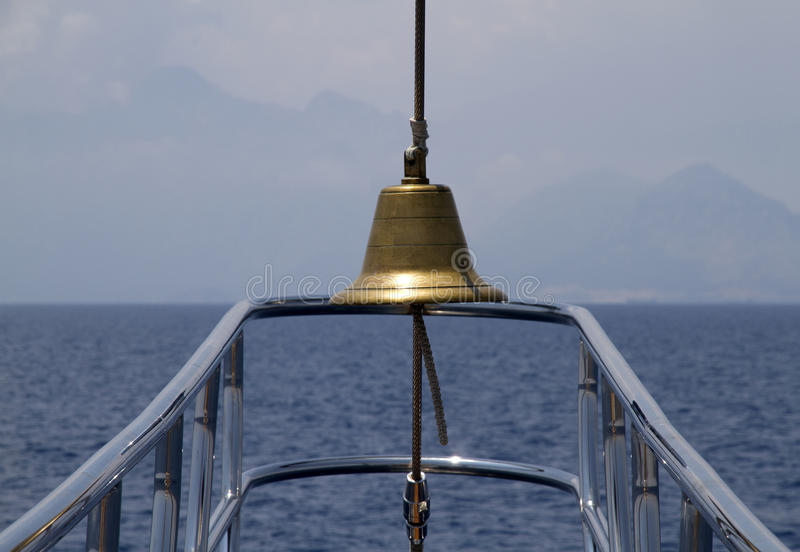 Nave Bell immagini stock