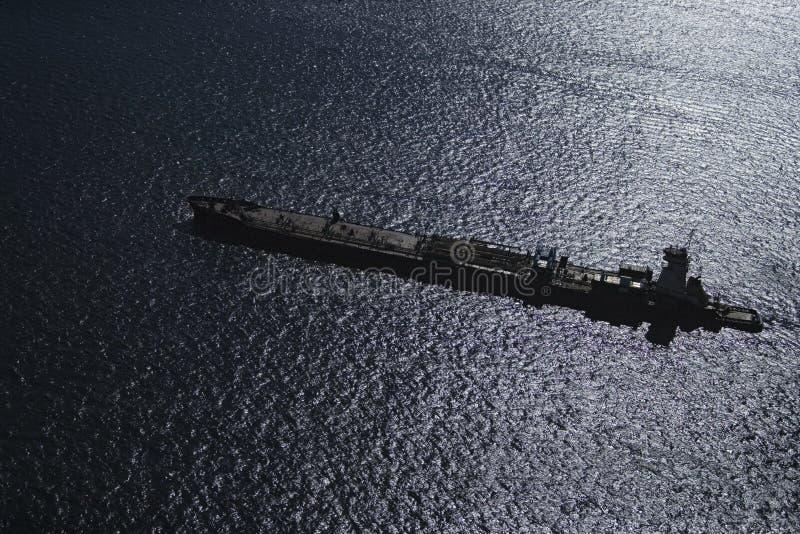 Nave de petrolero. fotos de archivo