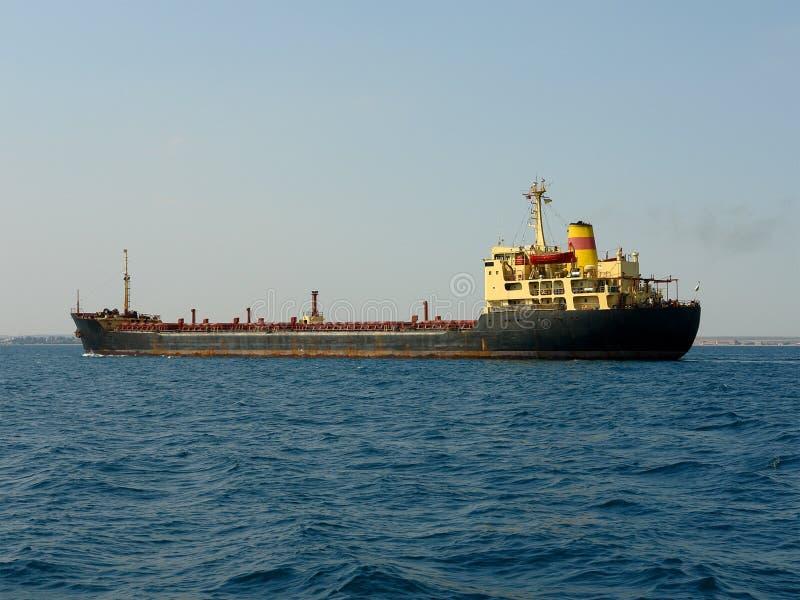 Nave de petrolero fotos de archivo