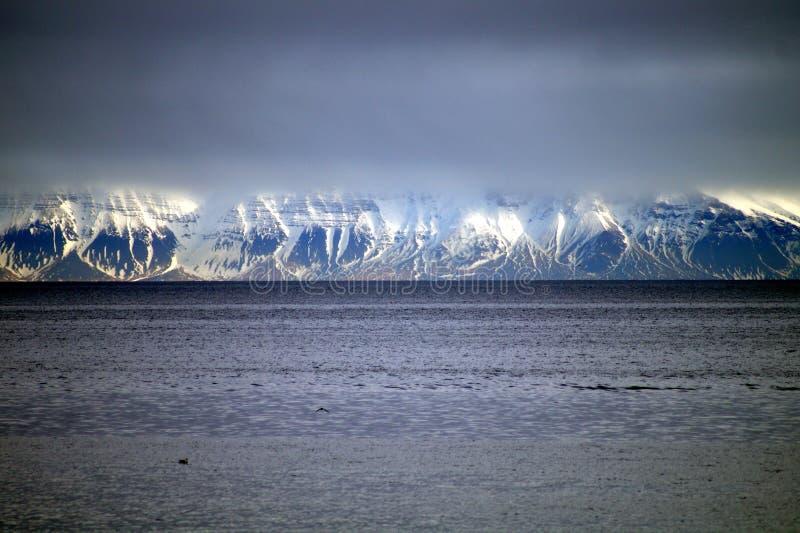 nave ijsland royalty-vrije stock foto