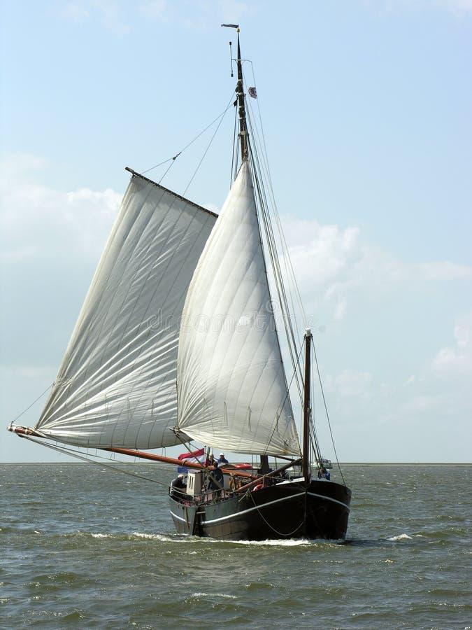 Nave vieja del holandés foto de archivo libre de regalías