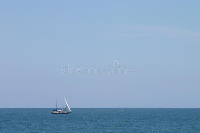 Navegación del verano imagen de archivo libre de regalías