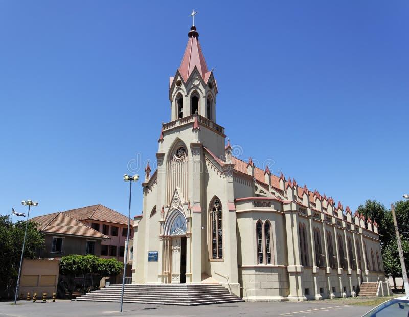 navegantes alegre kościelne Porto fotografia stock