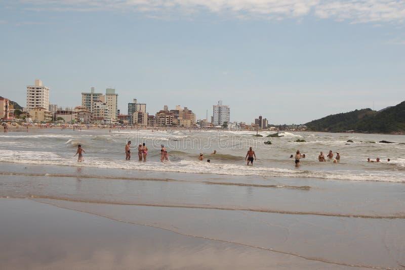 Navegantes - Santa Catarina - Brazilië royalty-vrije stock afbeeldingen