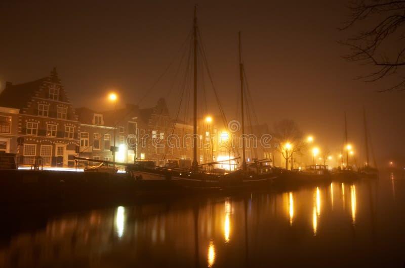 Naves en los Países Bajos fotos de archivo libres de regalías