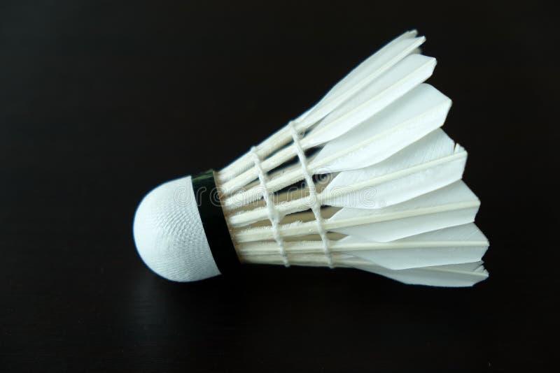 Navette de badminton image libre de droits