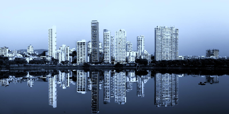 Navi Mumbai, Índia imagem de stock royalty free