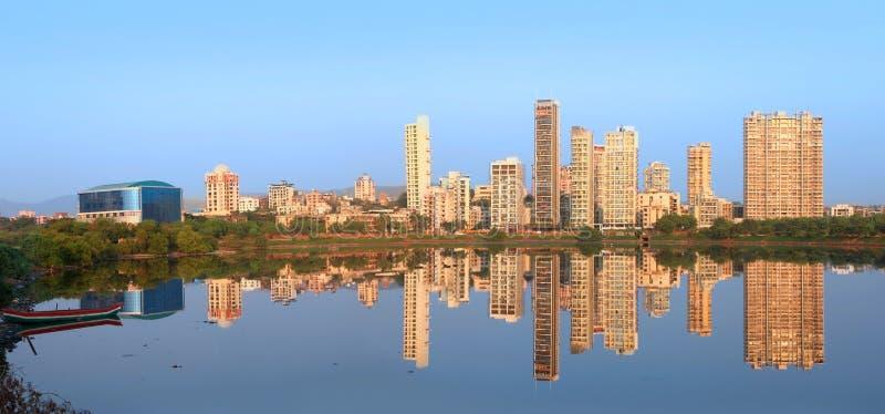 Navi Mumbai arkivbilder
