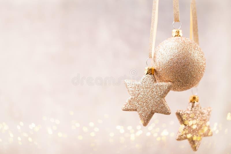 Navidad Decoración de la Navidad y tarjeta de felicitación Navidad del símbolo foto de archivo