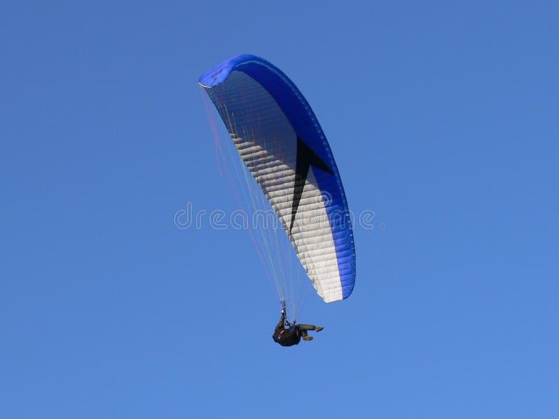Navigação azul e branca de para fotos de stock royalty free
