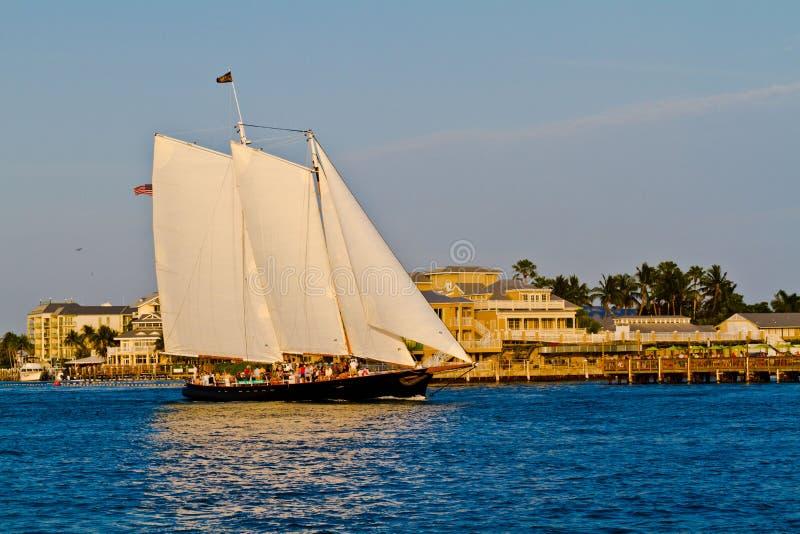 Navigação de Key West fotografia de stock royalty free