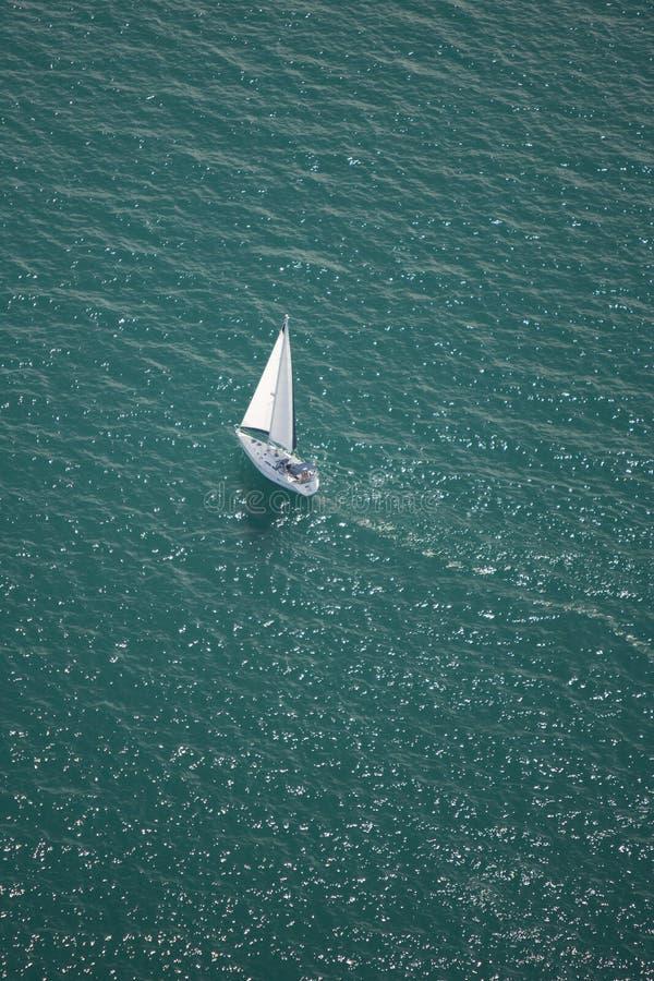 Navigação do Sailboat imagens de stock royalty free
