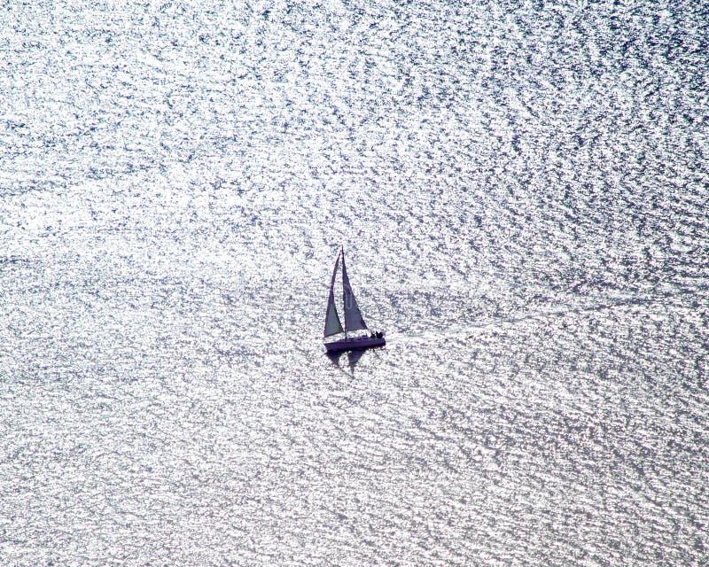 Navigação em Puget Sound fotos de stock