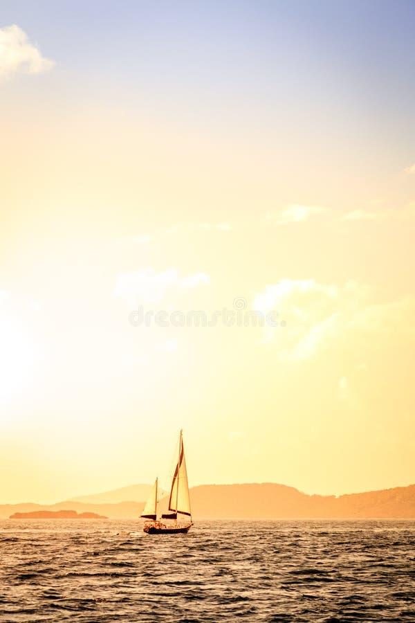 Navigação nas Caraíbas fotos de stock