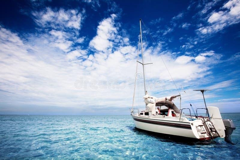 Navigação tropical imagens de stock royalty free