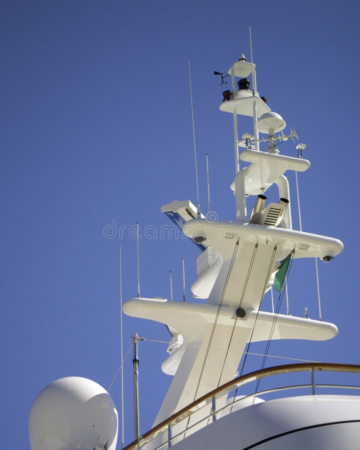 Download Navigating the seas stock photo. Image of luxury, yatch - 212560