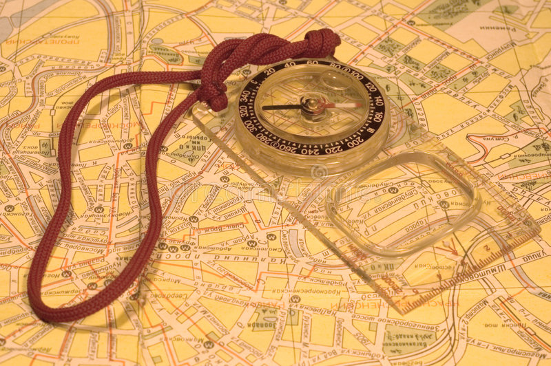 Navigation stockfotos