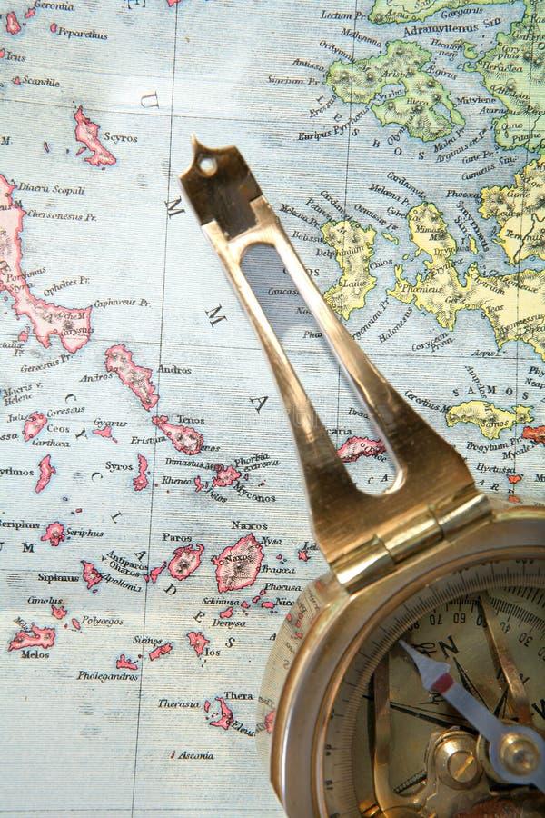 Navigation image stock