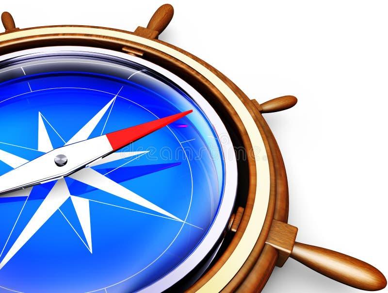 Navigation vektor abbildung
