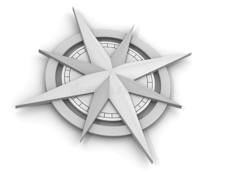 Navigation lizenzfreie abbildung