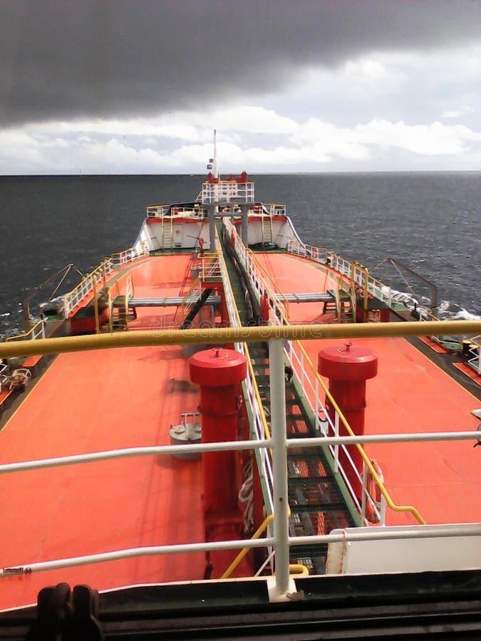Navigation au port image stock