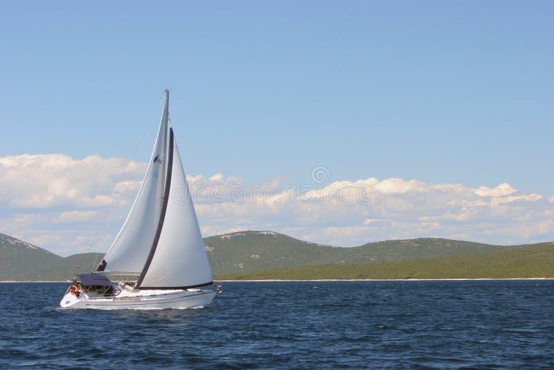 navigation de bateau photographie stock libre de droits