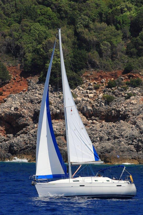 navigation de la Grèce photos stock