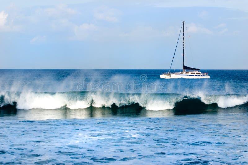 Navigation de Maui image stock