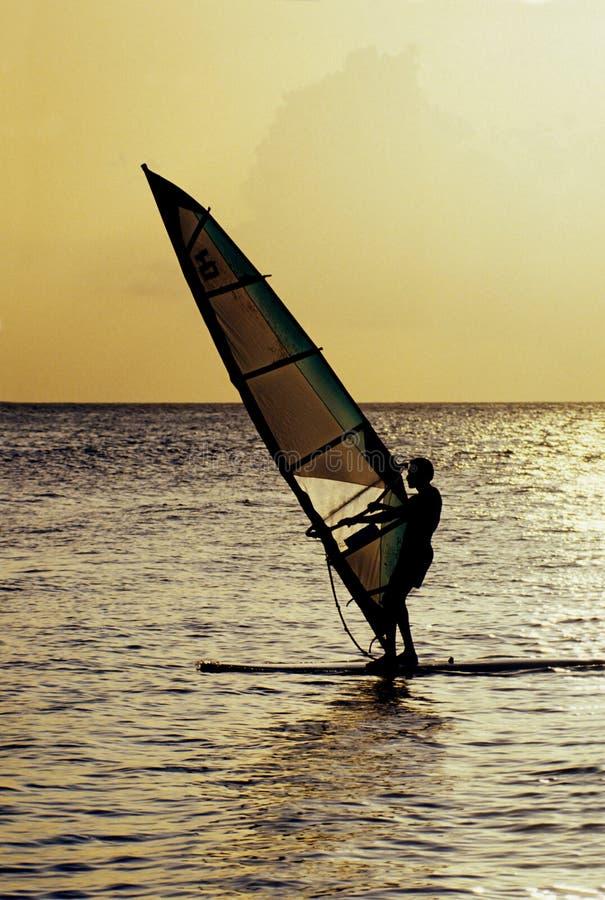 Navigation de vent image libre de droits