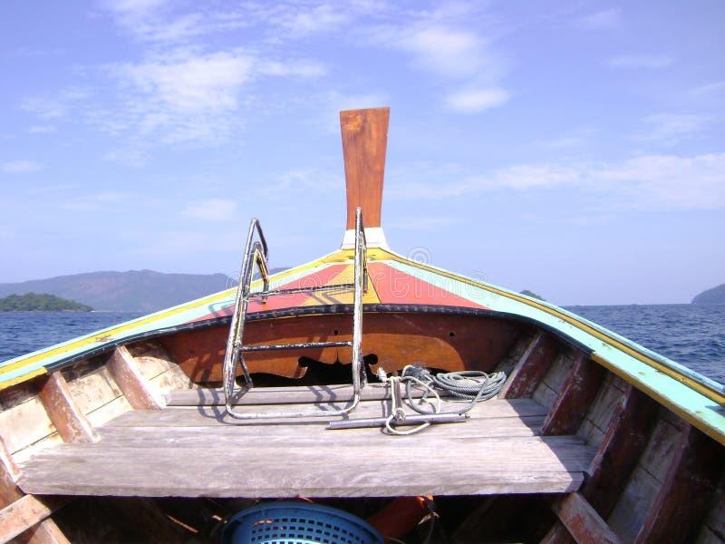 Navigation des mers images stock