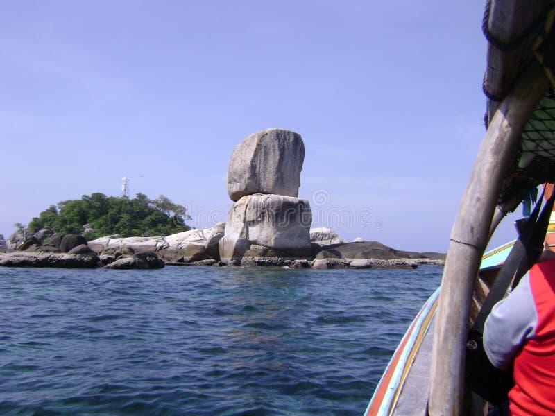 Navigation des mers photo libre de droits