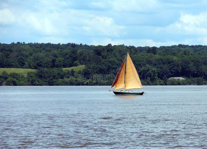 Navigation du Hudson photographie stock libre de droits