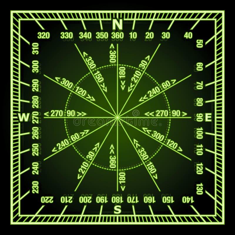 Download Navigation Grid stock vector. Illustration of grid, fantasy - 16757292