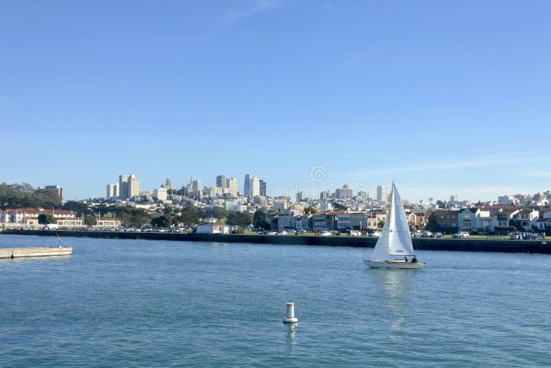 Navigation San Francisco Bay 1 photo stock