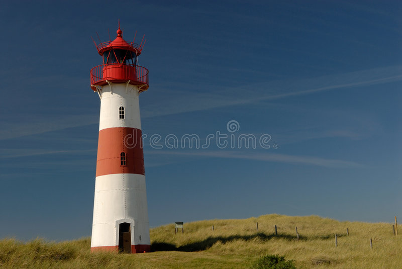 Navigation tower royalty free stock images