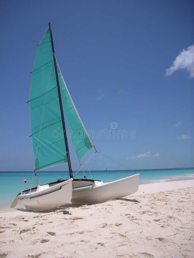 Navigazione Caraibica Fotografie Stock Gratis