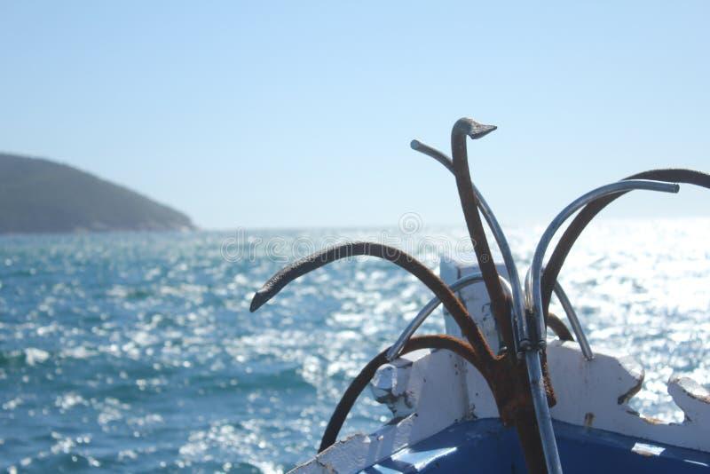 Navigazione ed immersione subacquea fotografie stock