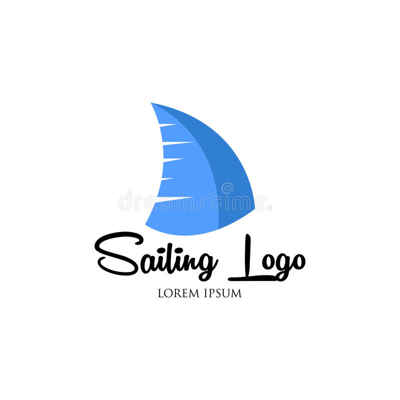 Navigazione Logo Vector royalty illustrazione gratis