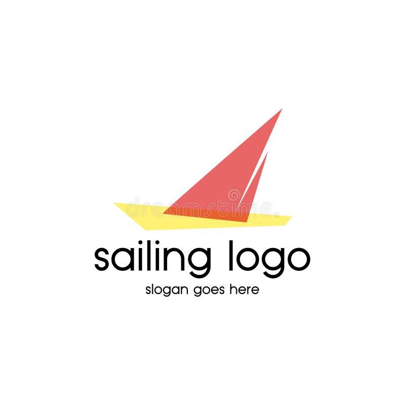 Navigazione Logo Vector illustrazione vettoriale